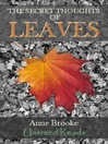 The Secret Thoughts of Leaves (eBook)