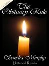 The Obituary Rule (eBook)