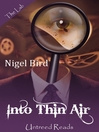 Into Thin Air (eBook)