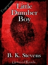 Little Dumber Boy (eBook)