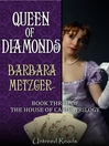 Queen of Diamonds (eBook): House of Cards Trilogy, Book 3