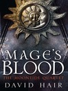 Mage's Blood (eBook): Moontide Quartet Series, Book 1
