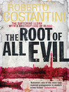 The Root of All Evil (eBook): Commissario Balistreri Trilogy Series, Book 2