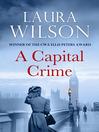 A Capital Crime (eBook): DI Ted Stratton Series, Book 3