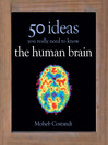 50 Human Brain Ideas You Really Need to Know (eBook)