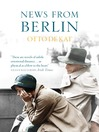 News from Berlin (eBook)
