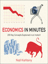 Economics in Minutes (eBook): 200 Key Concepts Explained in an Instant