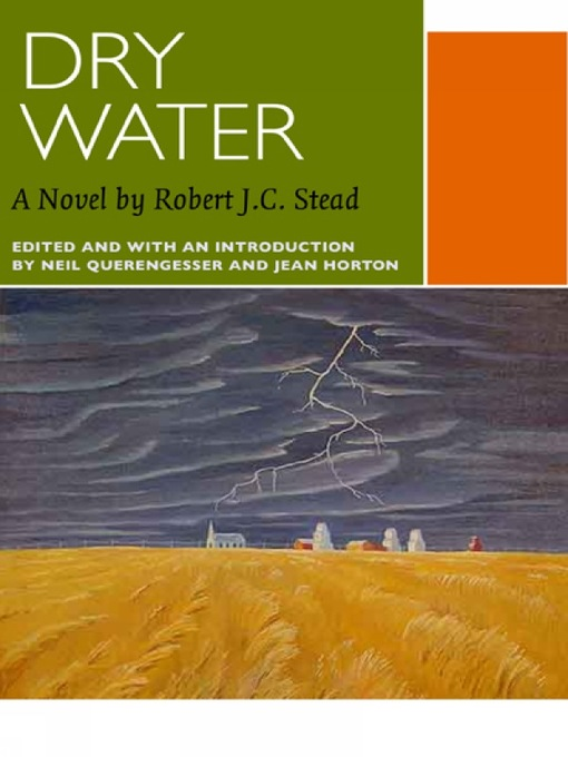 Dry Water (eBook)