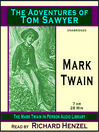 The Adventures of Tom Sawyer (MP3)