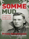 Somme Mud Young Readers' Edition (eBook)