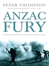 Anzac Fury (eBook): The Battle of Crete 1941