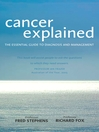 Cancer Explained (eBook): The Essential Guide to Diagnosis and Management