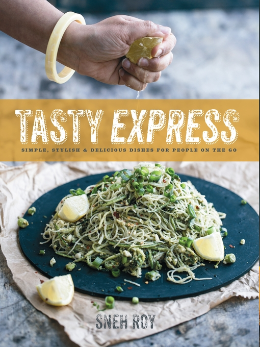 Tasty Express (eBook)