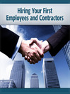 Hiring Your First Employees & Contractors (MP3): Hire for the Work