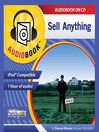 Sell Anything (MP3)