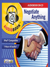 Negotiate Anything (MP3)