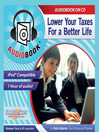 Lower Your Taxes (MP3): For a Better Life
