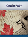Canadian Poetry (MP3): The Oxford Book of Verse (1913)