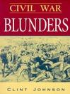Civil War Blunders (eBook)