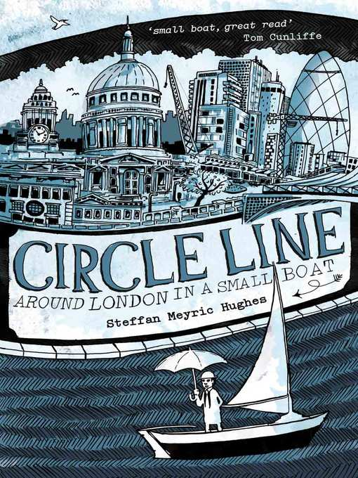 Circle Line (eBook): Around London in a Small Boat
