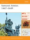 Samurai Armies 1467-1649 (eBook)