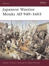Japanese Warrior Monks AD 949-1603 (eBook)