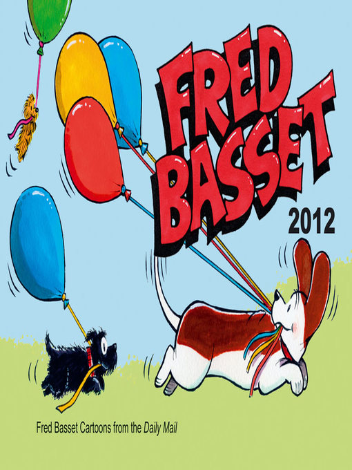 Fred Basset Yearbook 2012 (eBook)