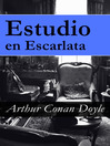 Estudio en Escarlata (eBook)