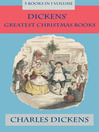 Dickens' Greatest Christmas Books, 5 books in 1 volume (eBook): A Christmas Carol, The Chimes, The Cricket on the Hearth, The Battle of Life, and The Haunted Man