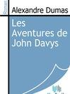 Les Aventures de John Davys (eBook)
