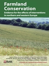 Farmland Conservation (eBook): Evidence for the effects of interventions in northern and western Europe