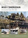 M551 Sheridan (eBook): US Airmobile Tanks 1941-2001