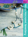 20 to Make: Micro Macrame Jewellery (eBook)