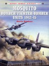 Mosquito Bomber/Fighter-Bomber Units 1942-45 (eBook)