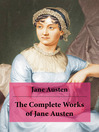The Complete Works of Jane Austen (eBook)