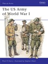 The US Army of World War I (eBook)