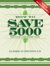 How to Save 5000 (3 Free Chapters) (eBook): Reduce Your Outgoings Without Reducing Your Lifestyle