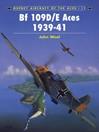 Bf 109D/E Aces 1939-41 (eBook)