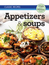 Classic Recipes (eBook): Appetizers & Soups