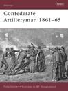Confederate Artilleryman 1861-65 (eBook)