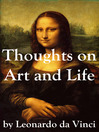 Thoughts on Art and Life (eBook)