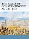 The Walls of Constantinople AD 324-1453 (eBook)