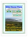 Elite House Plans (eBook)