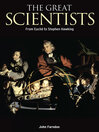 The Great Scientists (eBook): From Euclid to Stephen Hawking