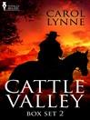 Cattle Valley Box Set 2 (eBook)