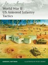 World War II US Armored Infantry Tactics (eBook)