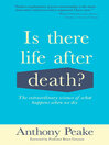 Is There Life After Death? (eBook)