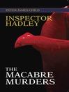 Inspector Hadley (eBook): The Holy Macabre Murders