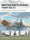 British Battleships 1939-45 (1) (eBook): Queen Elizabeth and Royal Sovereign Classes