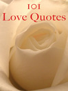 101 Love Quotes (eBook)